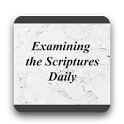 Examine the Scriptures Daily 2 icon