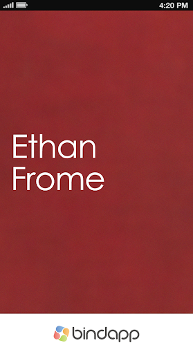 ebook Ethan Frome