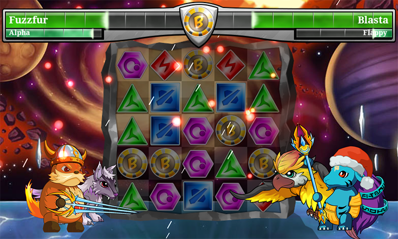 Monster Rivals - screenshot