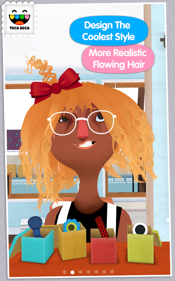 Toca Hair Salon 2 - screenshot