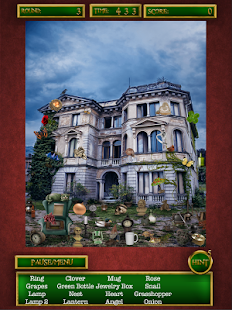 Hidden Objects Haunted Houses - screenshot thumbnail