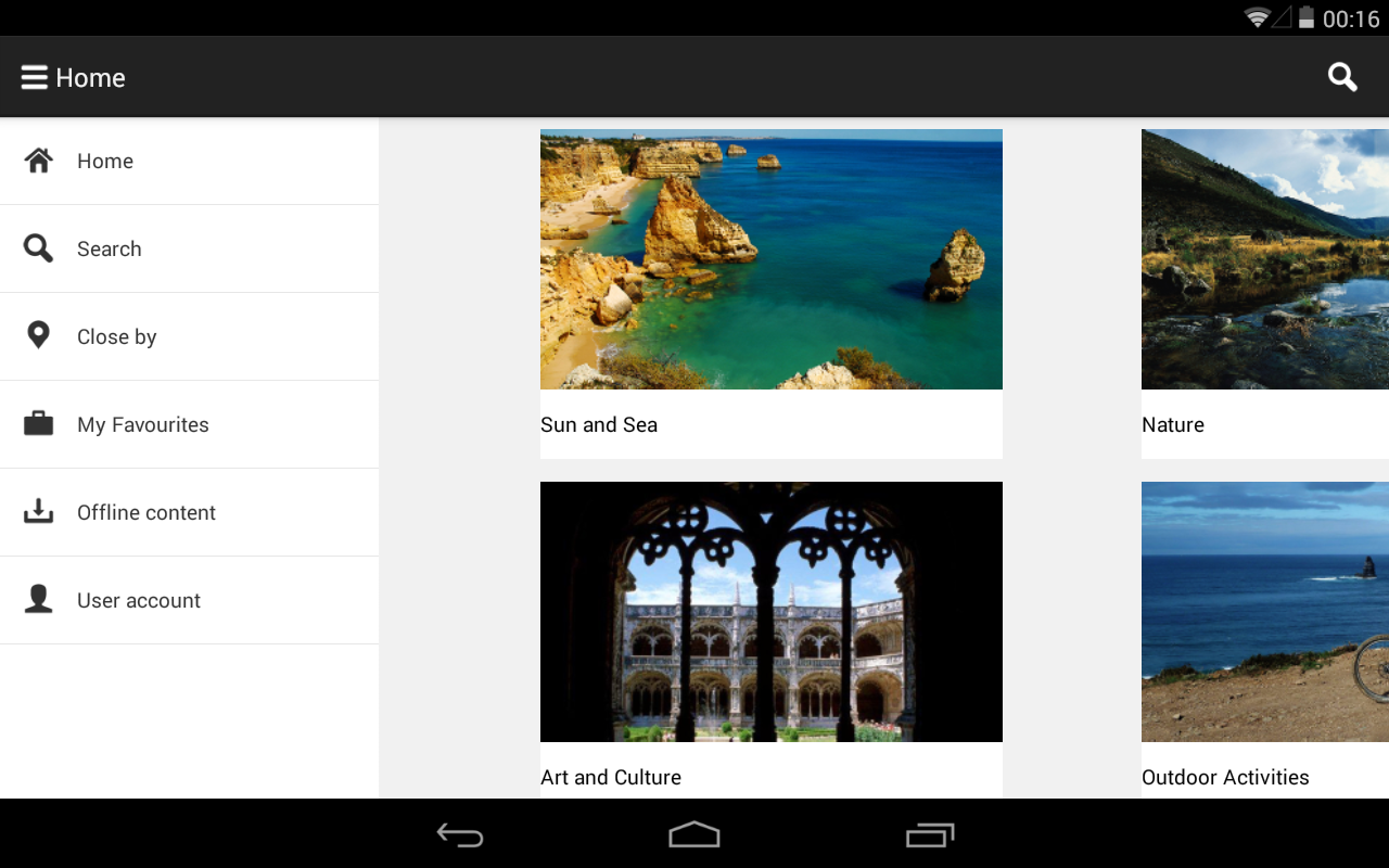 Visit Portugal Travel Guide- screenshot