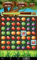 Screenshot of Fruits Connect