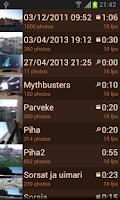 Screenshot of Time Lapse Creator