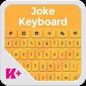 App Joke Keyboard version 2015 APK