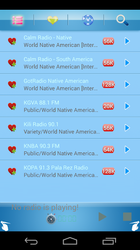 Native American Radio