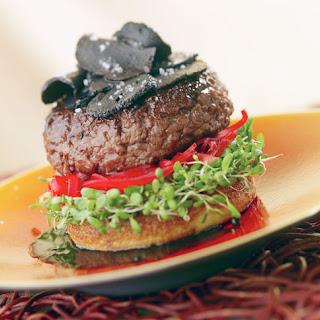 Fleur Burger with Truffles