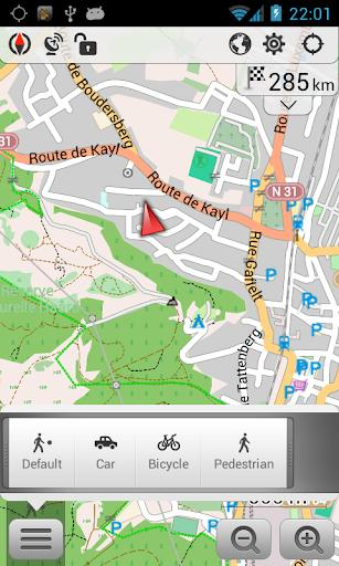 OsmAnd+ Maps & Navigation v1.2.1 APK