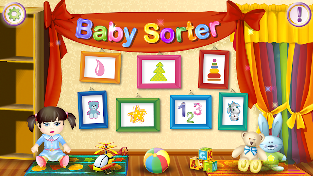 Baby Sorter apk screenshot