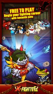 X-Fighting- screenshot thumbnail