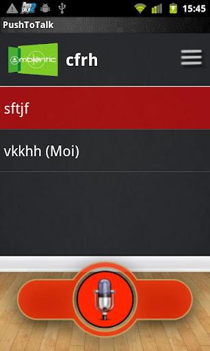 通訊必備APP下載 Push2Talk Free 好玩app不花錢 綠色工廠好玩App