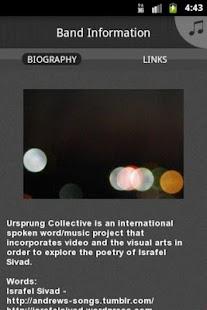 Ursprung Collective - screenshot thumbnail
