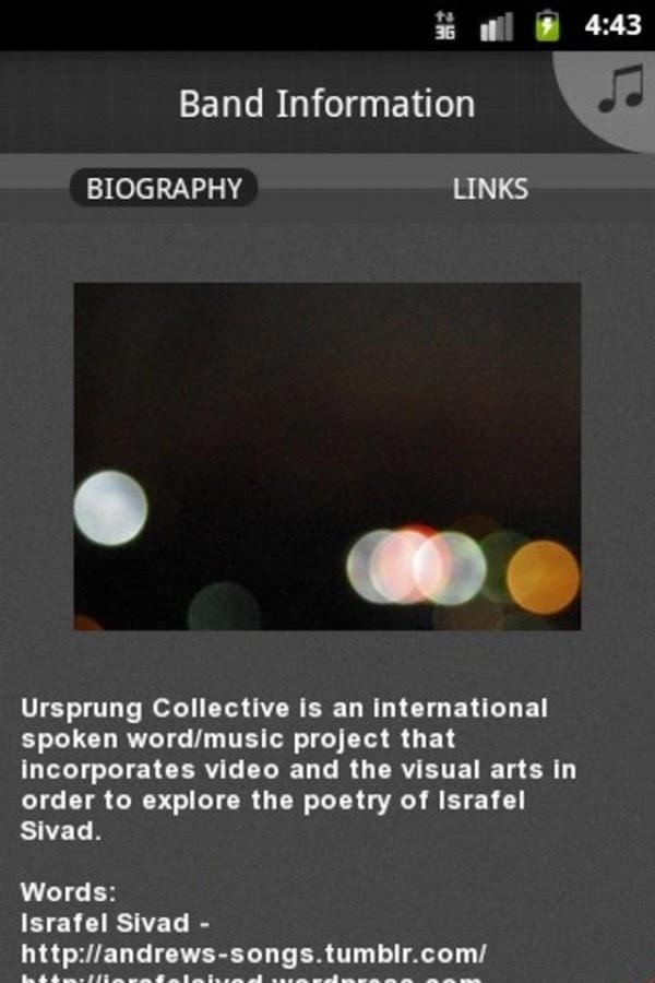 Ursprung Collective - screenshot