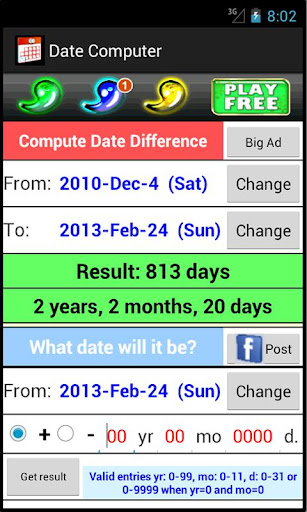 Date Computer