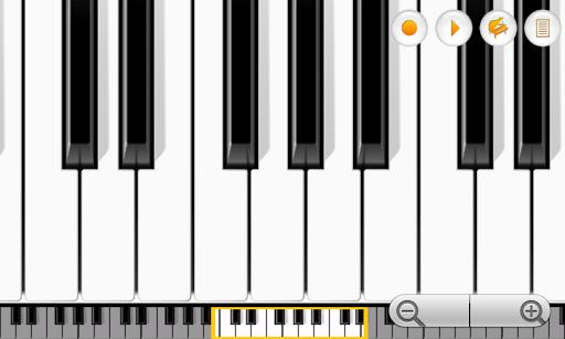 玩免費音樂APP|下載Mini Piano Pro app不用錢|硬是要APP