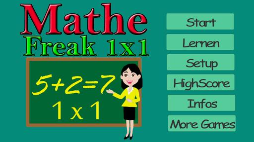 Mathe Freak EinMalEins