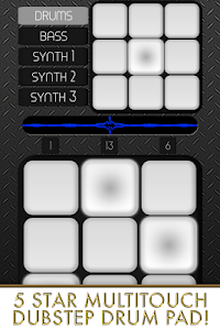 Dubstep Drum Pad screenshot 0