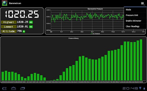 Barometrum- screenshot thumbnail