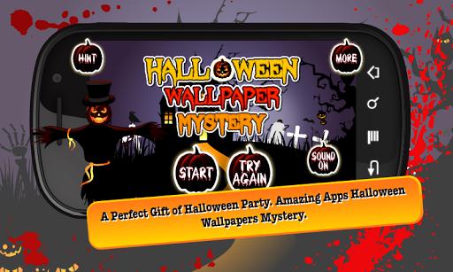 Halloween Wallpaper Mystery