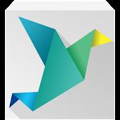 Evolve SMS Theme - Origami