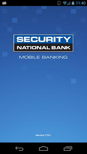 Mobile Banking SNB of Omaha