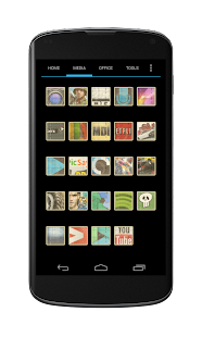 Getaways icon theme - screenshot thumbnail