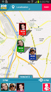 ZoeMob Family Locator - screenshot thumbnail