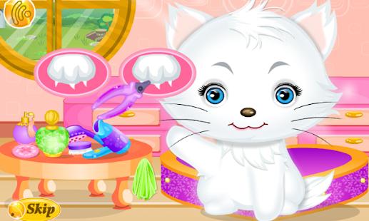 Princess Kitty Hair Salon - screenshot thumbnail