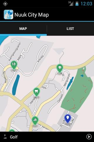 City Mapping - Nuuk
