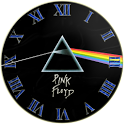 Pink Floyd Analog Clock icon