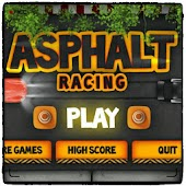 Asphalt Racing Machines