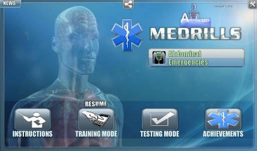 Medrills: Abdominal Emergency
