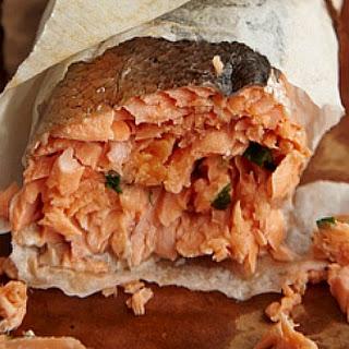 Salmon Roulade Recipe