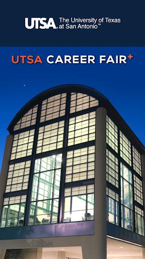 UTSA Career Fair Plus