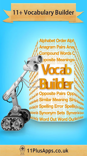 11+ Vocabulary Builder