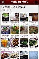 Screenshot of Penang Food
