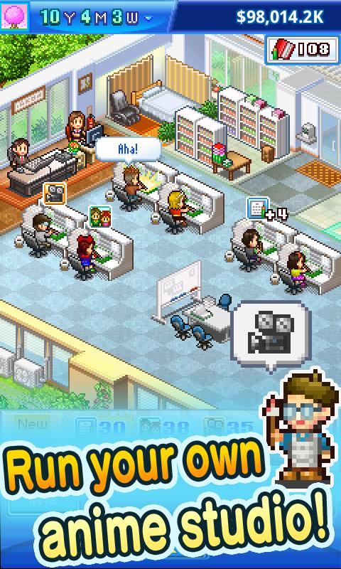 Anime Studio Story screenshot #15