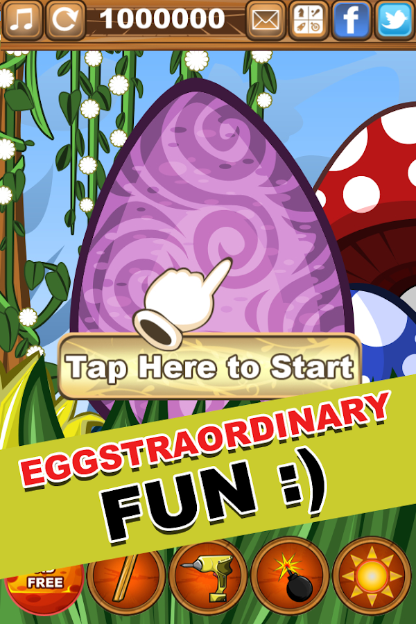 Eggstraordinary Surprise Egg- screenshot
