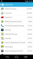Screenshot of Beautiful Battery Widget