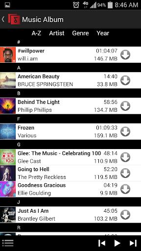 Incredible Downloads Media App