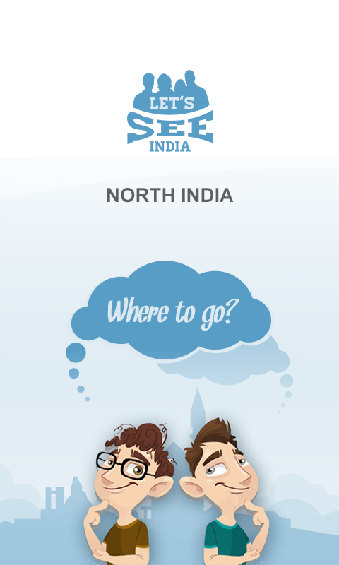Let's See! North India Guide - screenshot