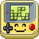 BlockBoy 2 Retro puzzle GOLD icon