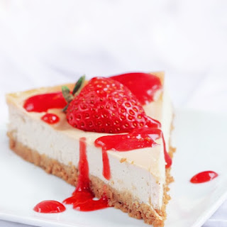 Raw Cheesecake.