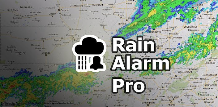 Rain Alarm Pro apk