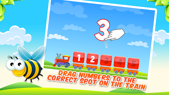 Counting & Tracing Numbers- screenshot thumbnail