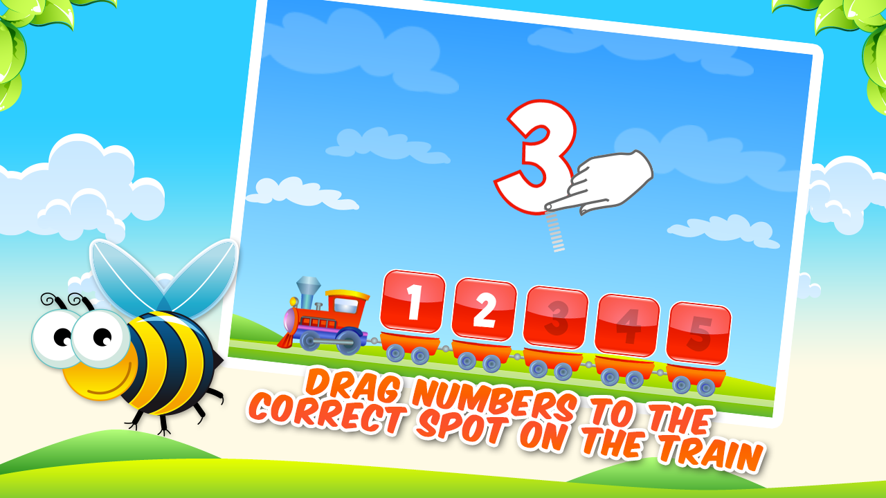Counting & Tracing Numbers- screenshot