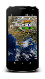 India Weather Satellight Live