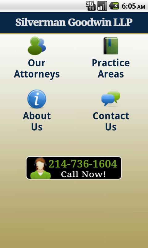 Silverman Goodwin LLP Attorney - screenshot