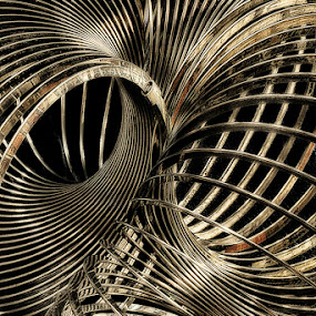 Slinky by Mike Moats - Artistic Objects Toys