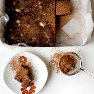 The Raw Brownie.